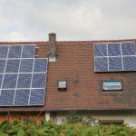 Röttenbach Photovoltaik in Ostausrichtung, Verschattungsflächen freihalten
