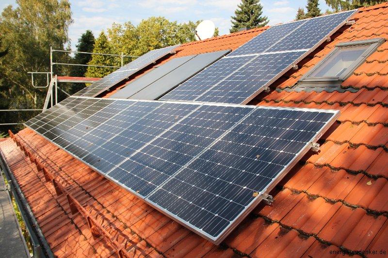 Bubenreuth Einfamilienhaus Photovoltaik von Bosch