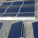 Dank der sehr präzisen Planung und Ausführung holen die Photovoltaikmodule das Beste aus der Sonne in Hemhofen