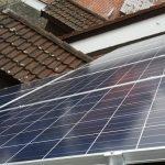 Die neue Photovoltaikanlage