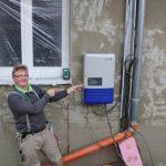 Johann Karl präsentiert den Kaco Powador Wechselrichter