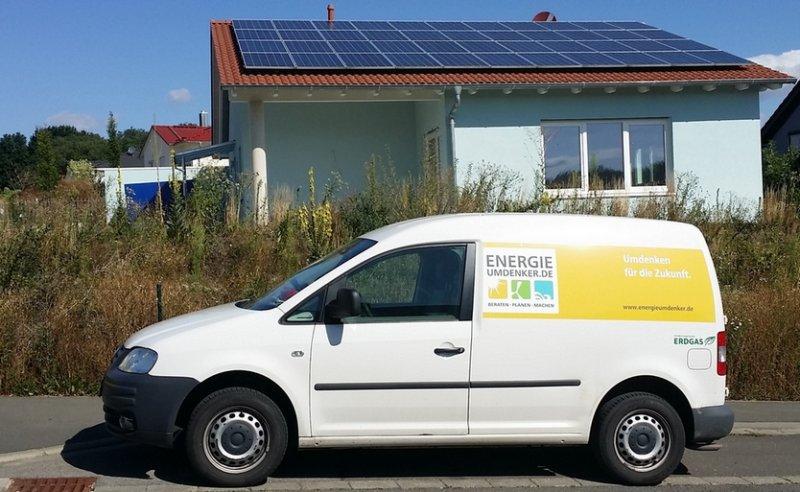Photovoltaikanlage in Höchstadt