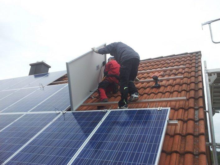 Photovoltaik in Forchheim