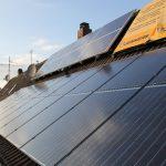 Photovoltaik von Schott, klares Design, schöner Anblick