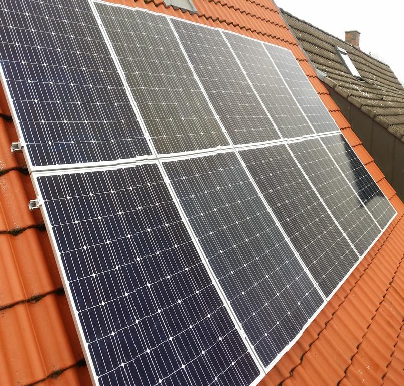 Alterlangen ist um eine Photovoltaikanlage reicher