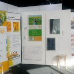 Der Stand für Photovoltaik, Speicher und Infrarotheizung